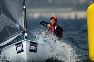 Vela, Mondiali Finn 2017: ancora niente vento e gare rinviate anche oggi