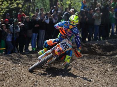 Motocross: la travagliata stagione di Tony Cairoli dopo anni di trionfi
