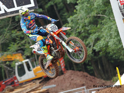 Motocross, GP USA 2015: il ritorno di Tony Cairoli a Glen Helen
