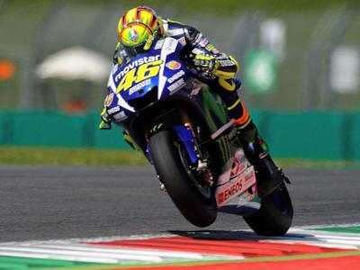"""MotoGP, GP Valencia 2015, qualifiche. Valentino Rossi: """"Prendere meno rischi possibili e fare presto!"""""""