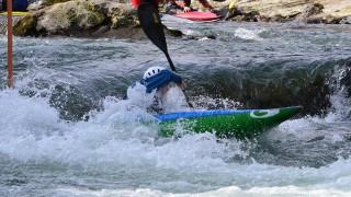 Canoa slalom, Europei Junior/Under23 2017: K1 junior argento a squadre, Raffaello Ivaldi ok nel C1