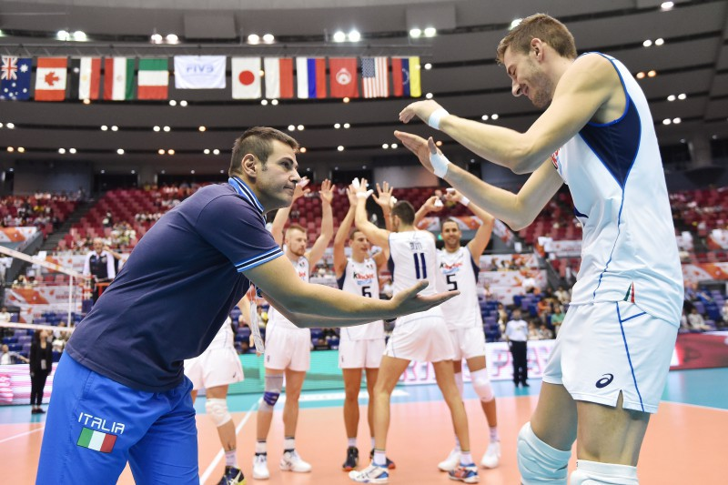Volley: ct Blengini, pronti per Europei