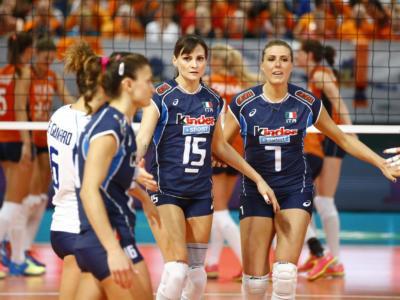 Volley, Torneo Qualificazione Olimpiadi 2016 – Le convocate dell'Italia: tante giovani e quante sorprese!