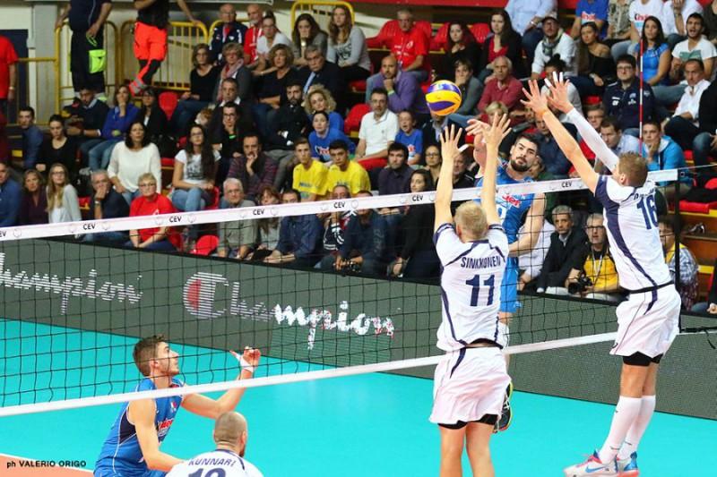 Pallavolo, l'Italia batte la Slovacchia Oggi sfida con la Repubblica Ceca