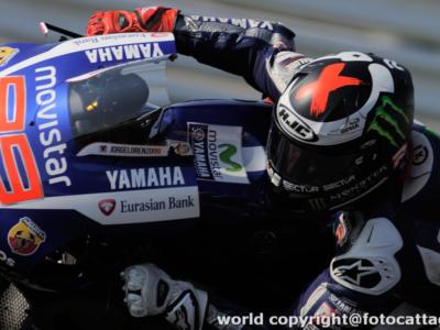 """MotoGP, Jorge Lorenzo: """"Il 'biscotto'? Avrei reagito nella stessa maniera di Valentino Rossi"""""""