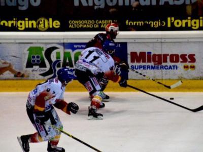 Hockey ghiaccio, AHL 2017: Jesenice ko, l'Asiago vola in finale!