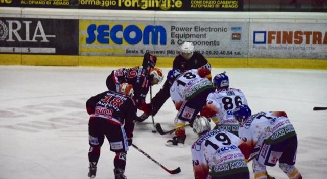 Hockey ghiaccio, AHL 2017: il Renon vola in finale, l'Asiago riporta la serie in parità