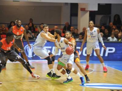 Basket, Eurocup: Brindisi può solo vincere, Reggio Emilia aspetta Le Mans, trasferte insidiose per Venezia e Trento
