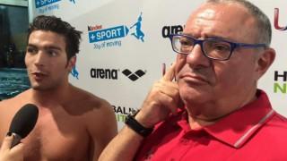 """Nuoto Mondiali Budapest 2017. Parla Stefano Morini: """"Obiettivo due medaglie, gara difficile"""""""