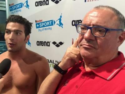 Nuoto, Stefano Morini opta per la continuità: Gabriele Detti ed i ragazzi della 4×200 sbarcano a Merano
