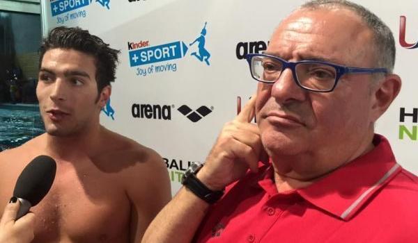 """Nuoto, Stefano Morini sul flop di Detti: """"Sto analizzando le cause. Nulla è compromesso per Tokyo"""""""