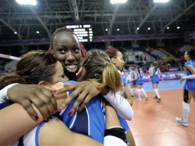 Volley, Qualificazione Olimpiadi 2016 – Egonu e le giovani salvano l'Italia! Brividi e 3-2 di rabbia sul Belgio, siamo vive