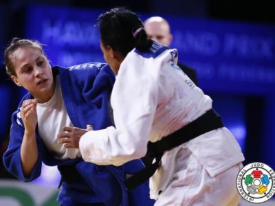 Judo, Grand Prix Tbilisi 2016: Odette Giuffrida oro al golden score su Gili Cohen