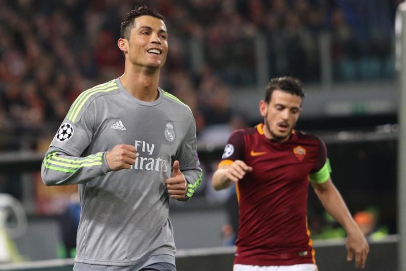 Cristiano-Ronaldo-Alessandro-Florenzi-Roma-Real-Madrid-calcio-foto-gianfranco-carozza.jpg