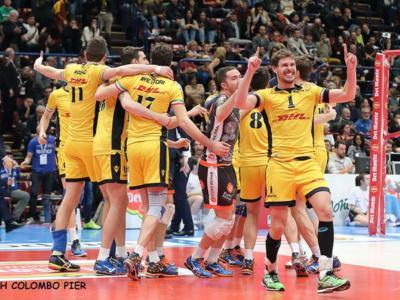 Volley, Modena CAMPIONE D'ITALIA: Estasi Gialla, la squadra più forte. La Storia Siete Voi, sempre viva