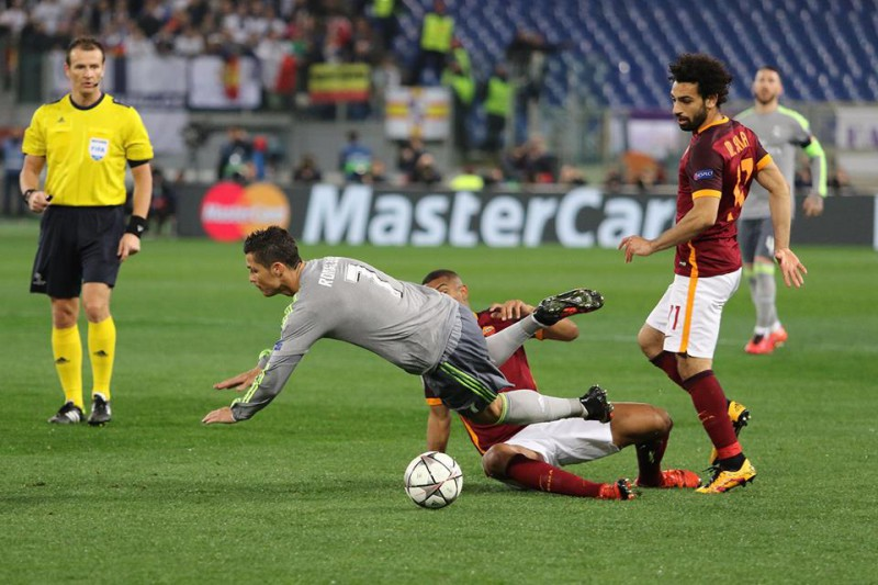 Salah-Cristiano-Ronaldo-Roma-Real-Madrid-calcio-foto-gianfranco-Carozza.jpg