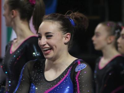 Ginnastica, Coppa del Mondo – Sofia Busato a caccia della medaglia! Oggi la Finale al volteggio