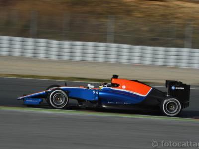 F1, Mondiale finito per Haryanto. Verrà sostituito da Ocon