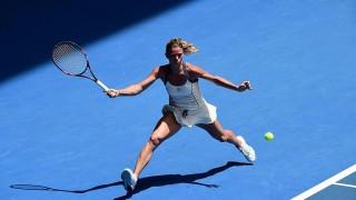 Tennis, WTA Premier 5 Cincinnati 2017: solita Camila Giorgi. Tiene testa a Karolina Pliskova, poi si innervosisce e viene eliminata