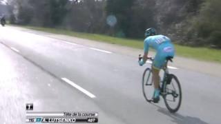 """Vuelta a España 2017, Lutsenko: """"La più grande vittoria della mia carriera"""""""