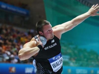 Atletica, cannonata di Tom Walsh: il Campione del Mondo scaglia il peso a 22.67, sesto di tutti i tempi. Miglior misura dal 2003