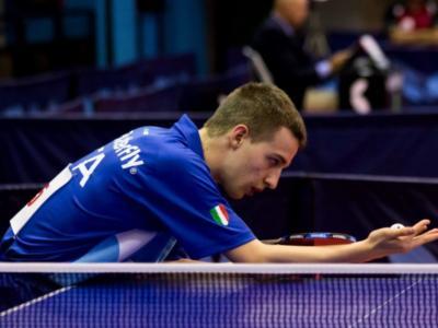 Tennistavolo, Open di Doha: Rech Daldosso al tabellone principale. Mutti agli ottavi U21