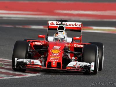 """F1, GP Bahrain 2016, prove libere. Vettel: """"Non sono preoccupato"""", Raikkonen:"""" Abbiamo svolto il nostro programma"""""""