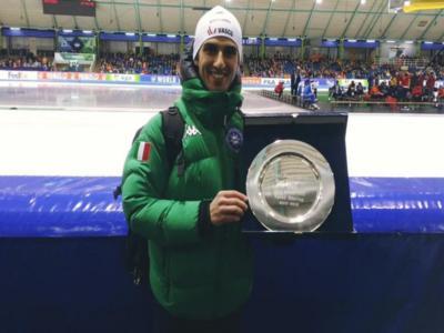 Speed Skating: l'Italia può farci sognare in proiezione Pyeongchang 2018