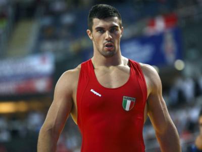 Lotta, si ritira Daigoro Timoncini, per tre volte alle Olimpiadi nella greco-romana