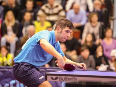 Tennistavolo, Europei 2021: Niagol Stoyanovpassa il turno nell'individuale maschile. Italia svetta nel doppio maschile