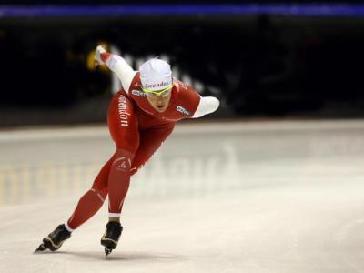 Speed skating: Marrit Leenstra si allenerà in Italia ma gareggerà sempre per l'Olanda