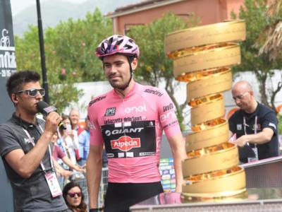 Giro d'Italia 2016: Dumoulin adesso fa paura. Landa, Valverde e Nibali non convincono