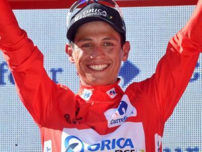 Giro d'Italia 2016: la mina vagante Esteban Chaves