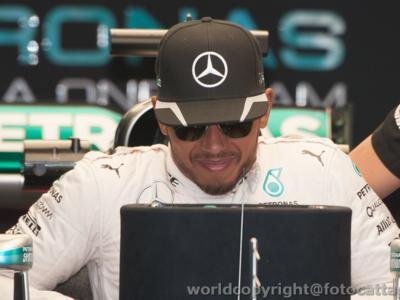 """F1, GP Gran Bretagna 2016, Hamilton: """"Gara stupenda. A Silverstone può accadere di tutto"""""""