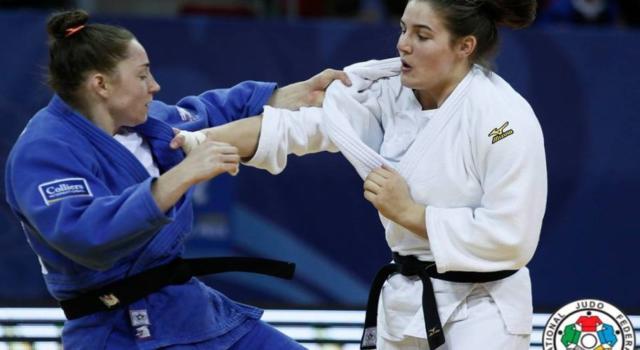 Judo, Grand Slam Baku 2017: triplo oro olandese nell'ultima giornata