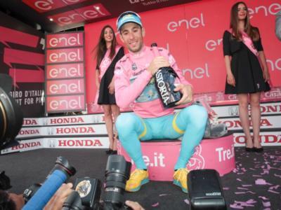 Giro d'Italia 2016: Nibali, questa maglia è una consacrazione