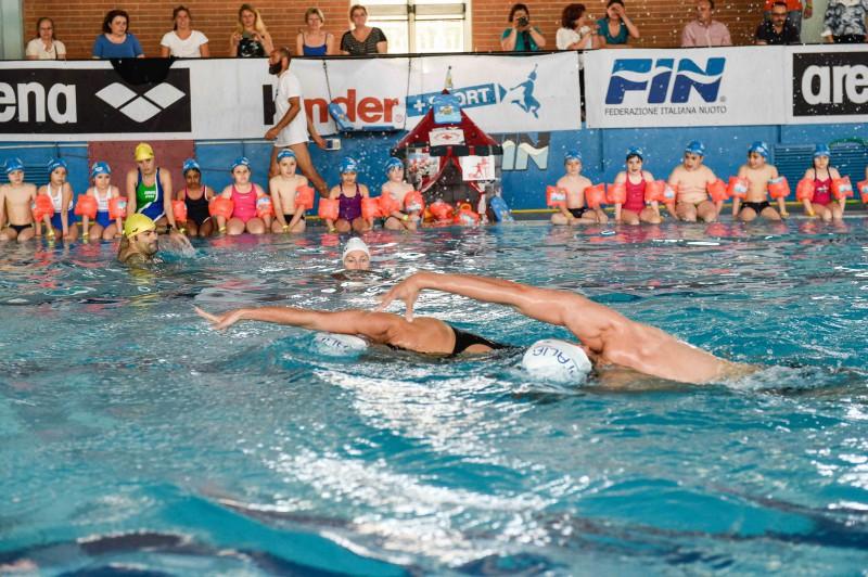 Mondiali di Nuoto, deludente eliminazione per la veronese Giorgia Biondani