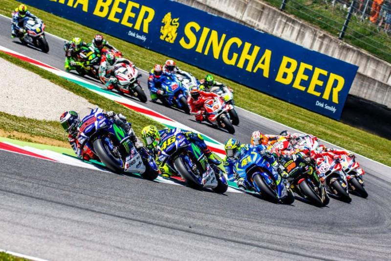 MotoGP: fantastico Petrucci, è 3° nella grande giornata tricolore al Mugello