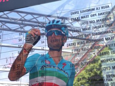 """Giro d'Italia 2016, Martinelli, DS Astana: """"Nibali ha dimostrato di essere un grande campione. Domani vedremo cosa accadrà"""""""