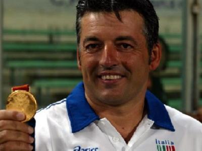 L'Italia è grande: Andrea Benelli, quando l'oro olimpico si può vincere anche a 44 anni