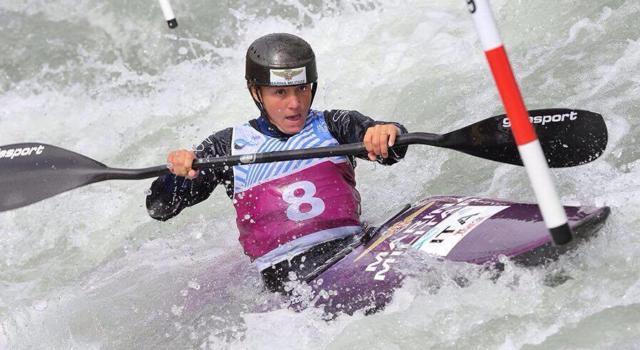Canoa slalom, Test Event Tokyo 2019: Stefanie Horn in semifinale con il settimo crono nel kayak
