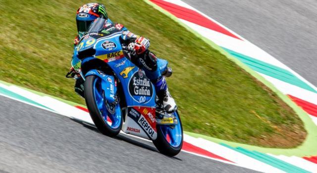Motomondiale: frattura di tibia e perone per il pilota di Moto 3 Jorge Navarro