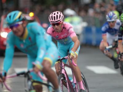 Ciclismo: Vincenzo Nibali verso un 2017 di grandi ambizioni tra Giro, Vuelta e la nuova avventura in Bahrain