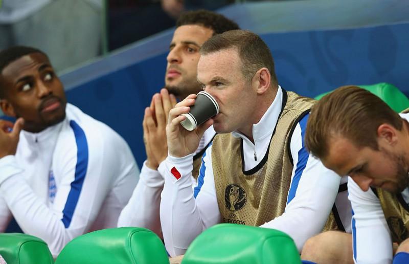 Rooney, prossimo avversario dell'Atalanta, arrestato a Liverpool