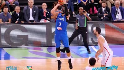 Basket, Torneo di Tolosa 2017: l'Italia batte il Montenegro ma che sofferenza! Rimonta di carattere, poi ci pensa Belinelli a 4″ dalla fine