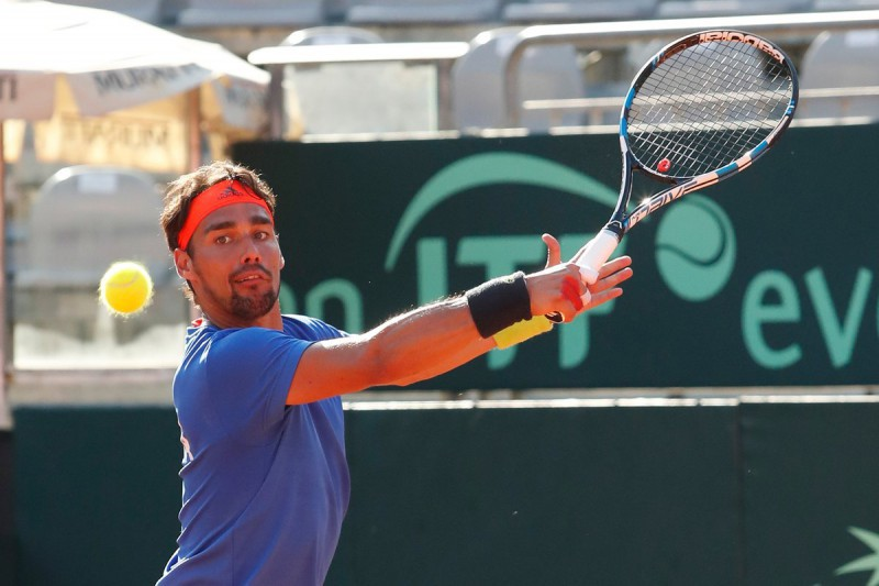 Che impresa Fognini travolto Murray Sharapova, due ko