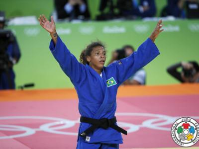 Judo, Mondiali 2017: i convocati del Brasile. Rafaela Silva guida la squadra verdeoro