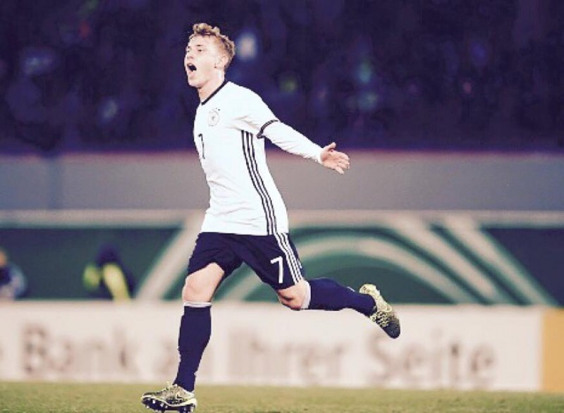 Europei U21, Germania-Rep.Ceca 2-0: Gnabry sugli scudi