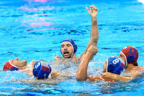 Pallanuoto maschile: il Settebello pronto per la World League Superfinal 2017