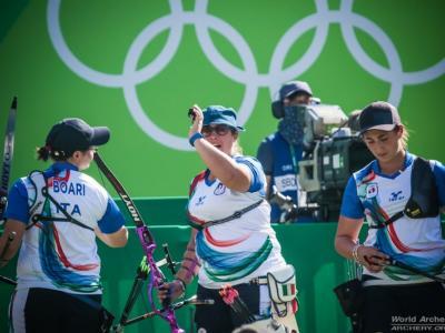 Tiro con l'Arco, Universiadi 2017: Italia in corsa per il bronzo nell'arco olimpico femminile a squadre